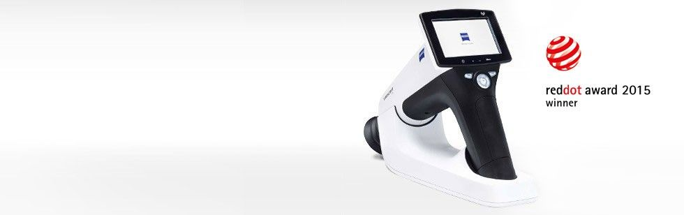 VISUSCOUT 100 Truly portable fundus imaging